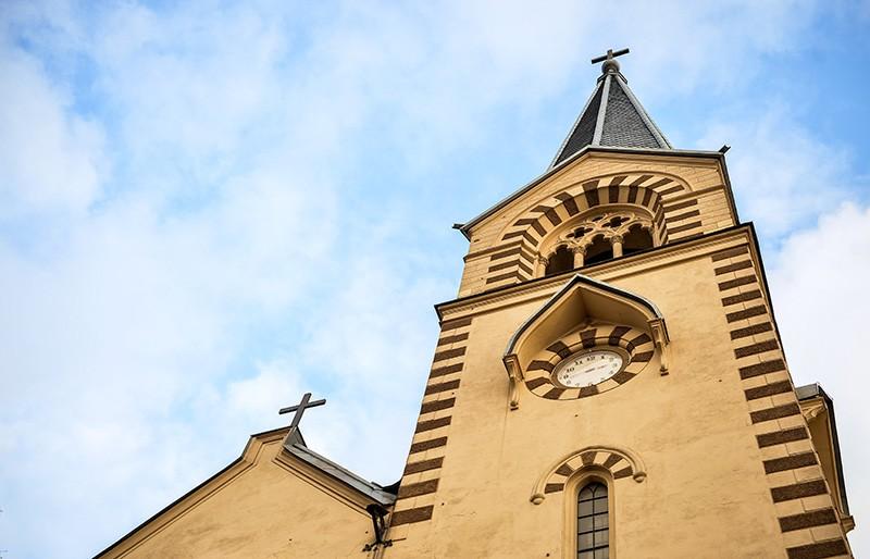 Лютеранский собор Петра и Павла в Москве
