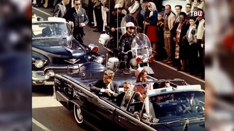 35 американский президент Джон Кеннеди