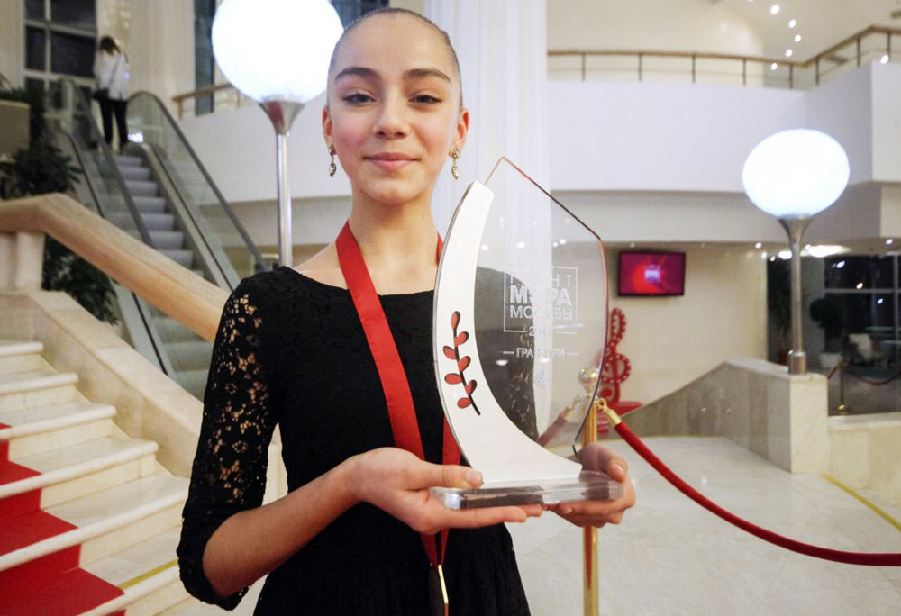 Победители конкурса школ искусств