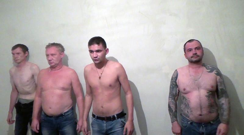 """Члены ячейки движения """"Артподготовка"""""""