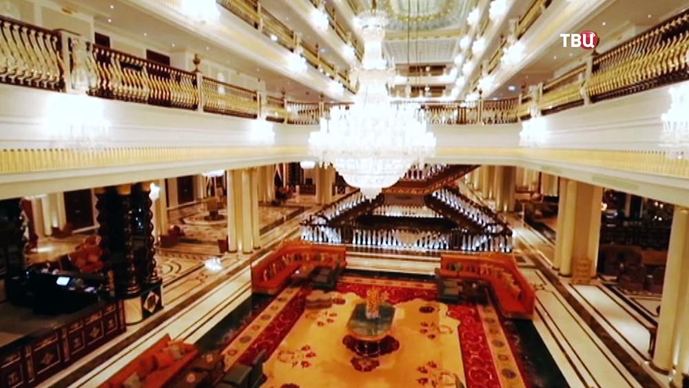 Бывший отель Тельмана Исмаилова Mardan Palace