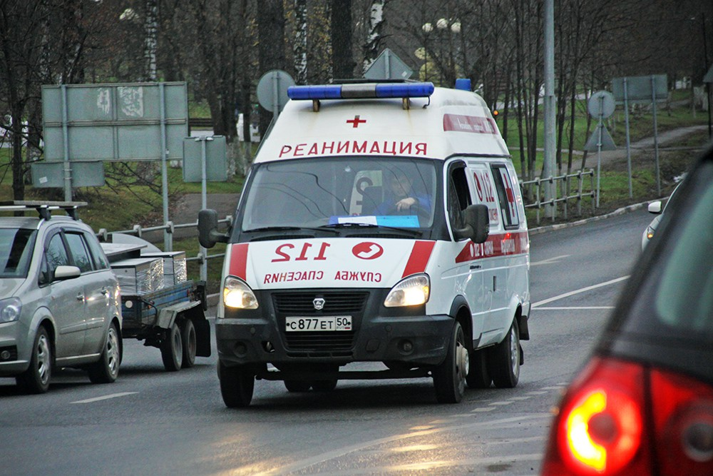 Скорая помощь в Московской области