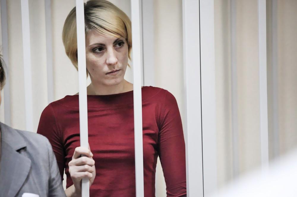 Ольга Алисова, обвиняемая в ДТП в Балашихе, в котором погиб шестилетний мальчик