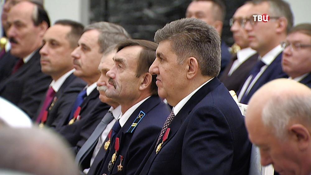 Вручение госнаград в Кремле