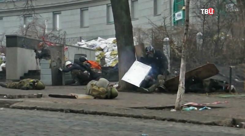 СМИ раскрыли личности снайперов, стрелявших наМайдане