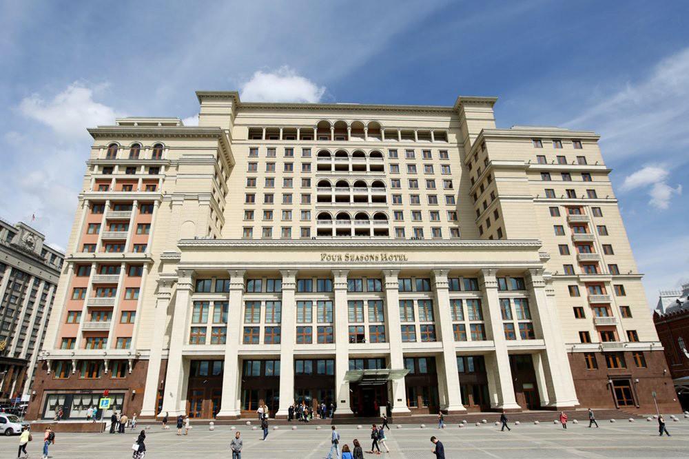 Отель Four Seasons Hotel
