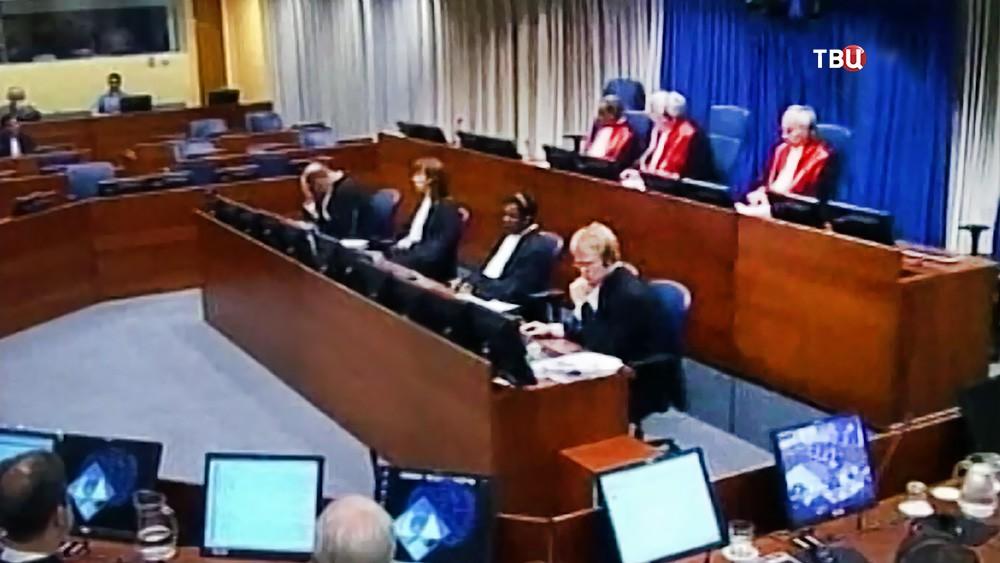 Суд над генералом Ратко Младичем
