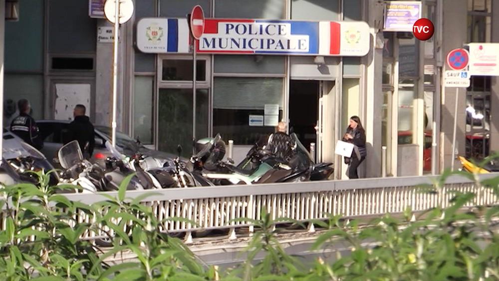 Отдел полиции во Франции