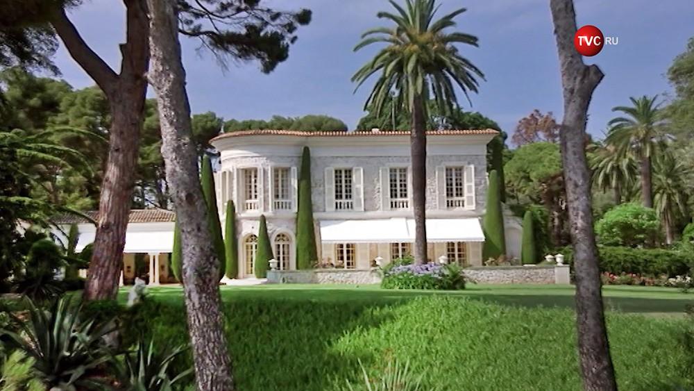 Недвижимость Сулеймана Керимова во Франции
