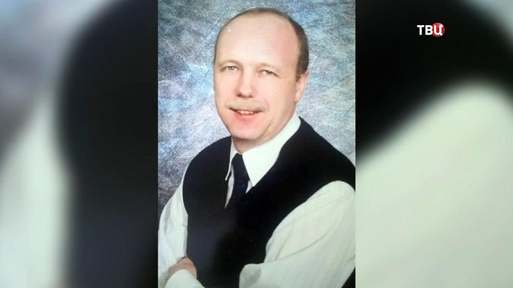 Сбивший ребенка в Приозерске водитель Владимир Бельский