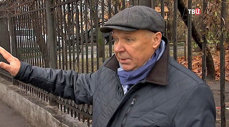 Актер Василий Мищенко