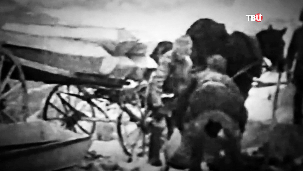 Голод на Украине в 20-х, 30-х годах