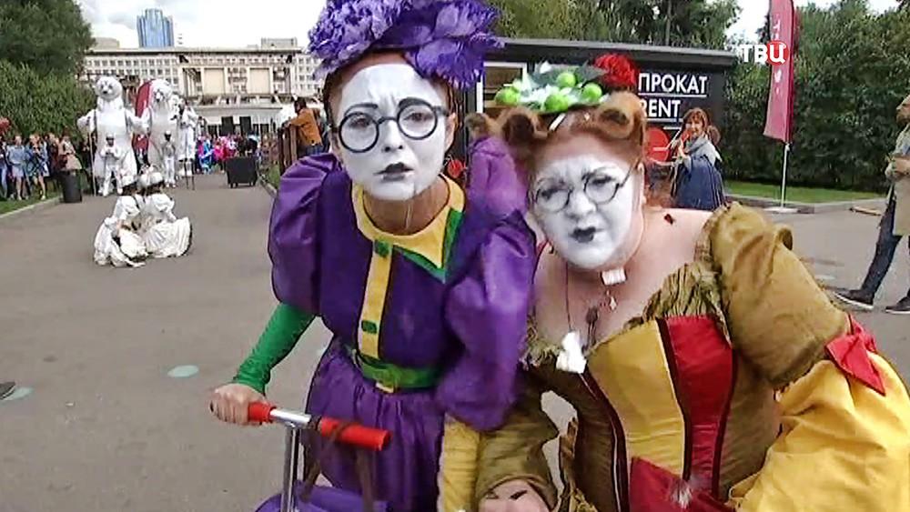 Театр будет центральной темой столичных уличных фестивалей вбудущем году