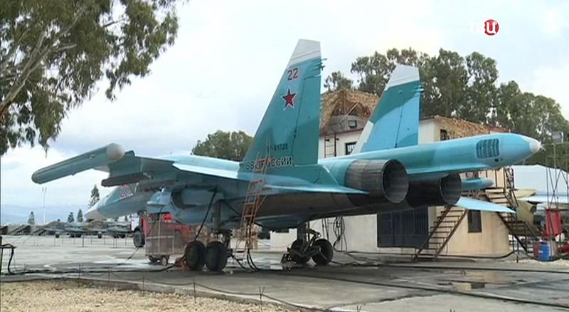 МиГ-29 в Сирии