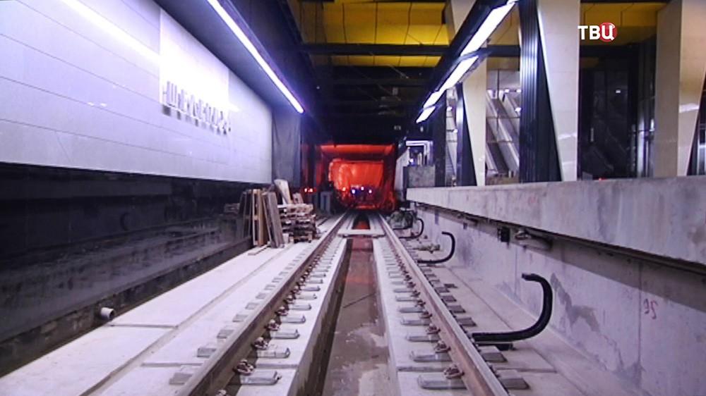 "Станция метро ""Шелепиха"""