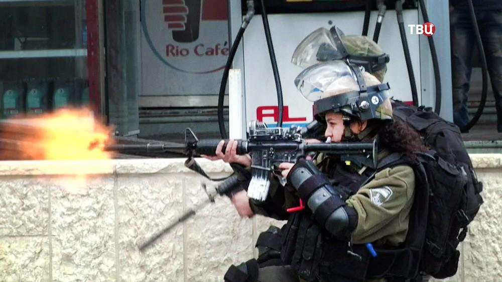 Израильские военные