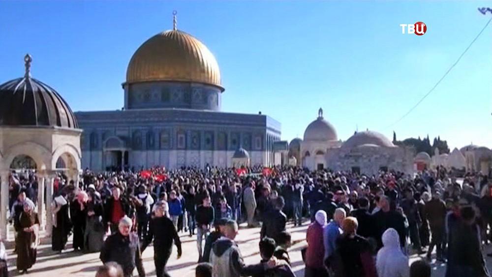 Мечеть в Иерусалиме