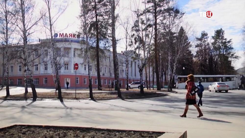 """Южноуральское предприятие """"Маяк"""""""
