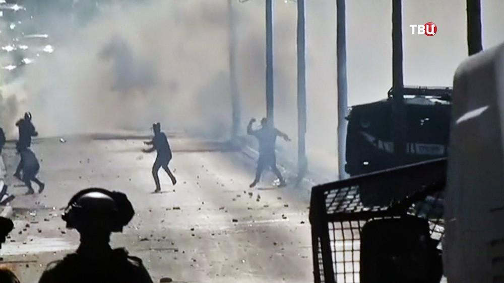 Россия в ООН призвала урегулировать палестино-израильский конфликт