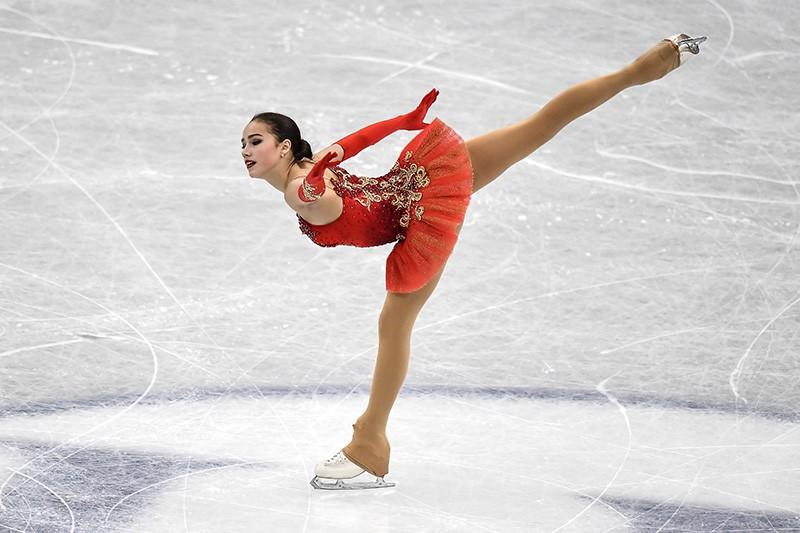 Россиянка Алина Загитова стала олимпийской чемпионкой в фигурном катании