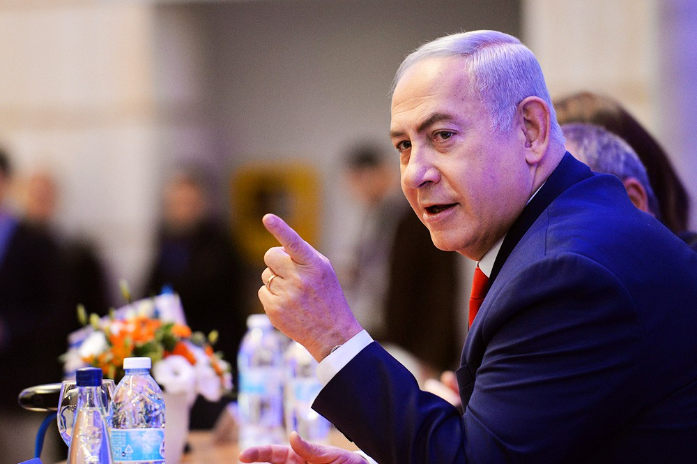 Премьер-министром Израиля Биньямин Нетаньяху