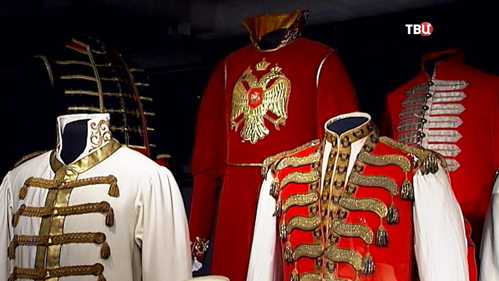 Выставка раритетных костюмов в Эрмитаже