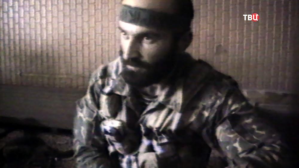 Террорист Шамиль Басаев