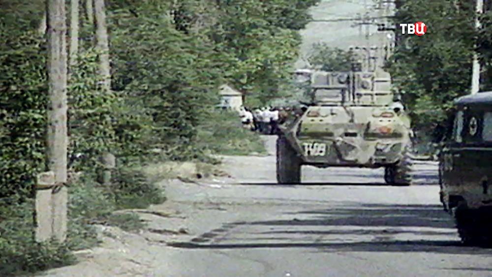 Захват заложников в Буденновске в 1995 году