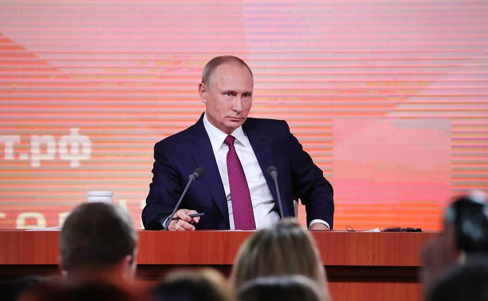 Путин высказался оротации кадров вправоохранительных органах Российской Федерации