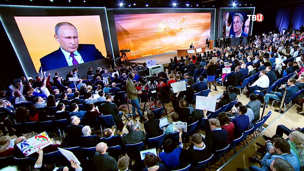 Трамп невсостоянии выполнить свои предвыборные обещания— Путин