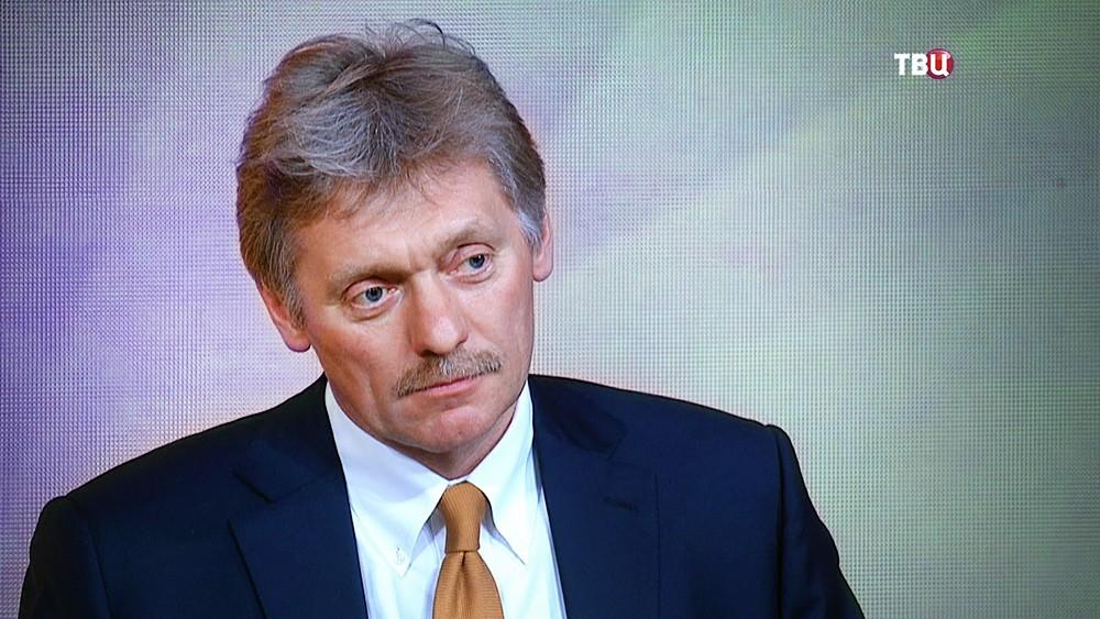 Песков рассказал о подробностях беседы Трампа и Путина