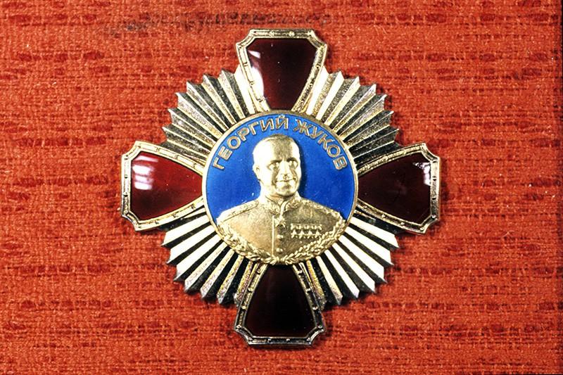 Орден Жукова