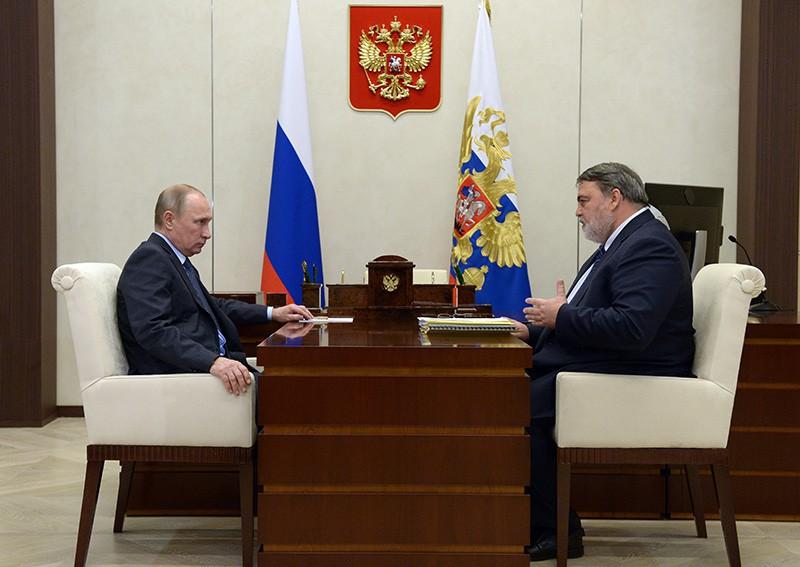 Руководитель ФАС сказал Путину озавершении согласования проекта указа оразвитии конкуренции