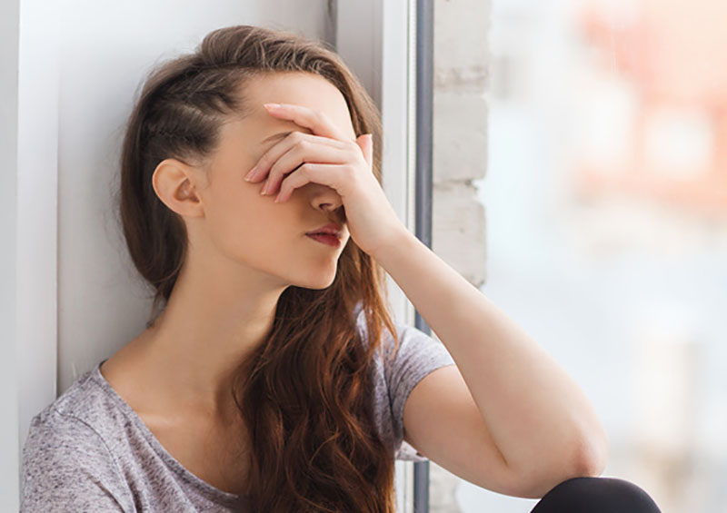Девушка во сне отказалась от секса