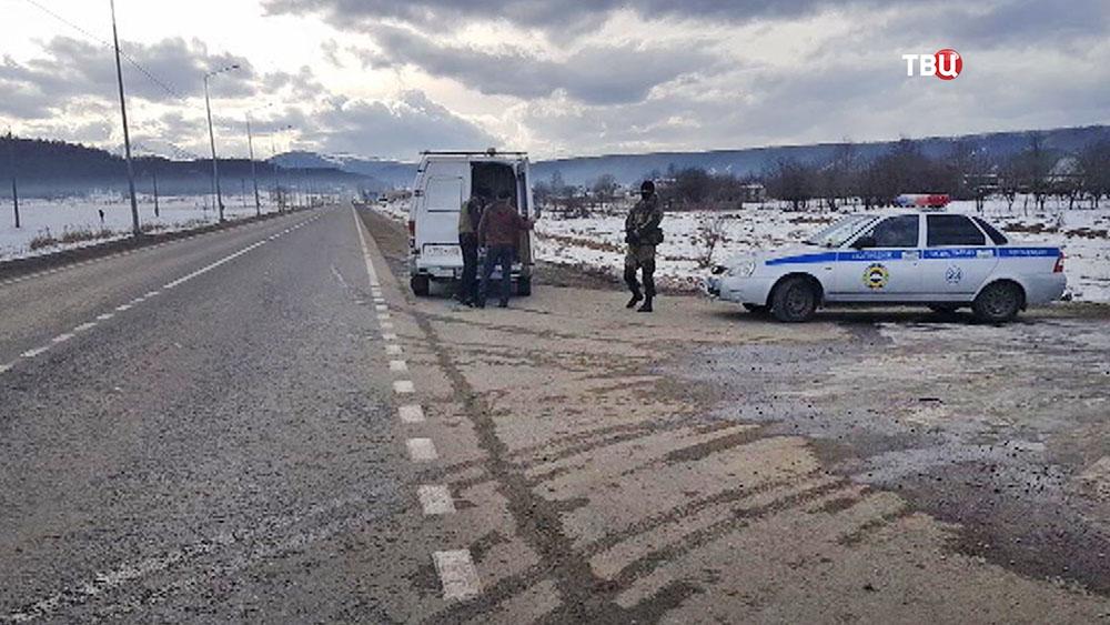 Силовики уничтожили пятерых преступников вКарачаево-Черкесии