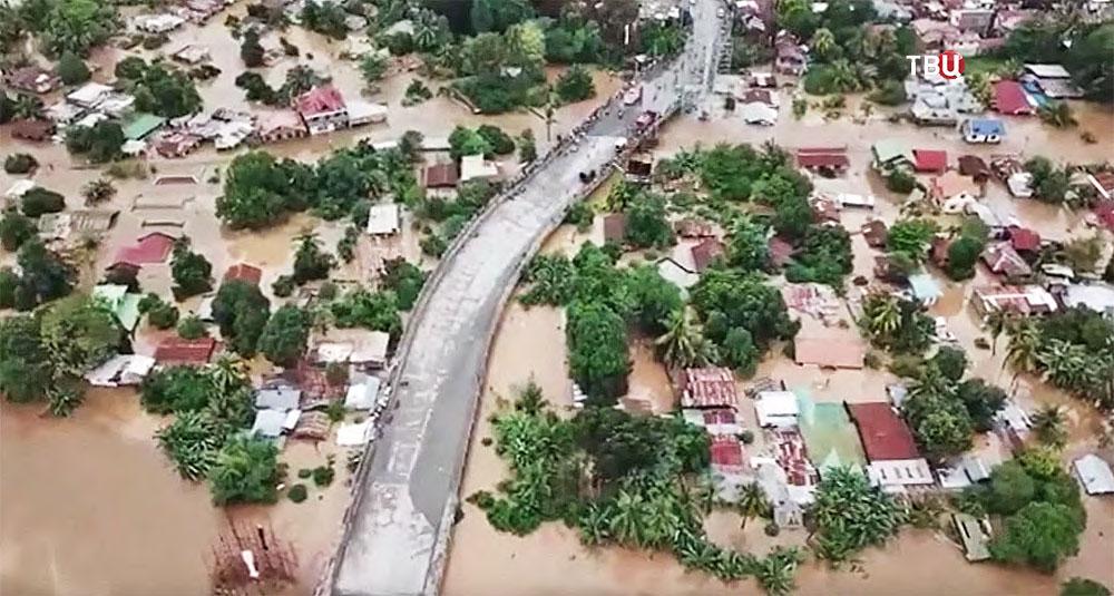 Наводнение на Филиппинах