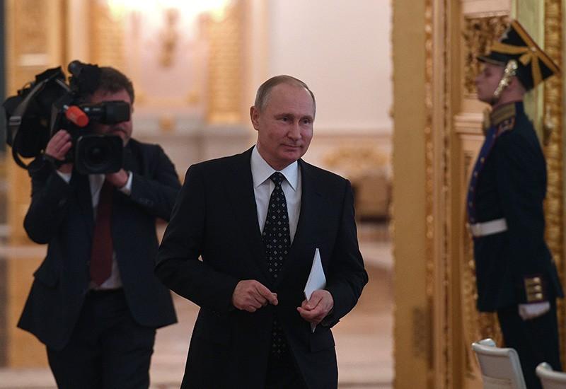 Владимир Путин на заседании Государственного совета по вопросам повышения инвестиционной привлекательности регионов