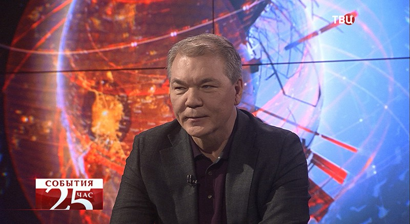 Леонид Калашников, председатель комитета Госдумы России по делам СНГ