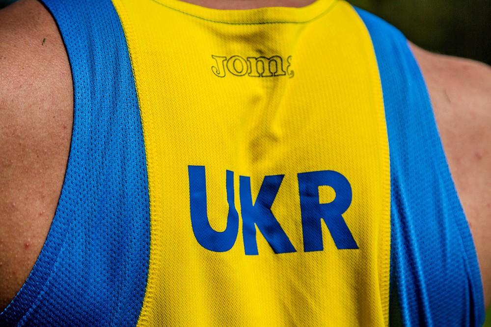 Украинский спортсмен