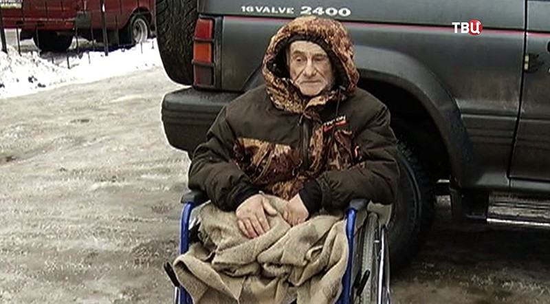 Спасенный инвалид