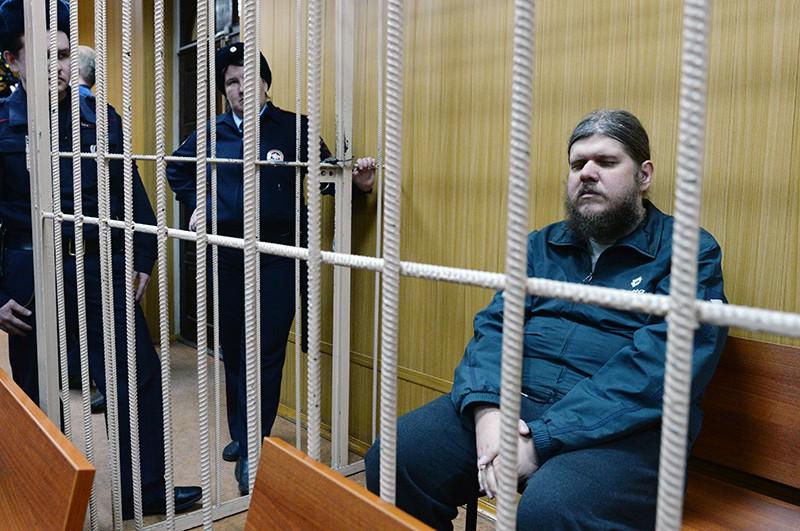 Лидер секты Андрей Попов