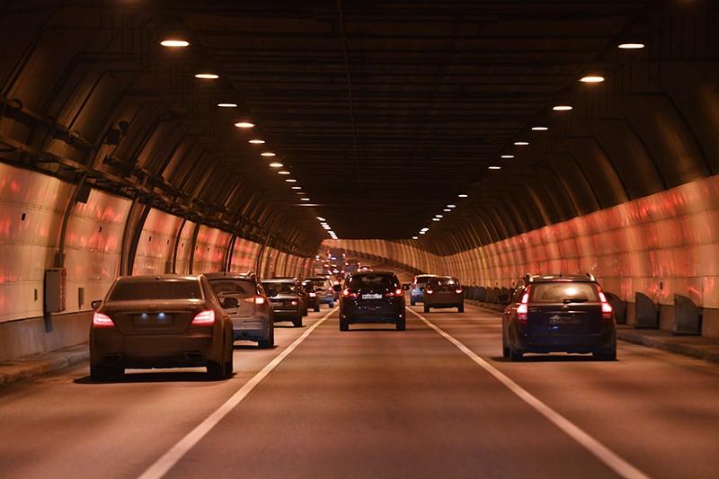 Северо-Западный тоннель