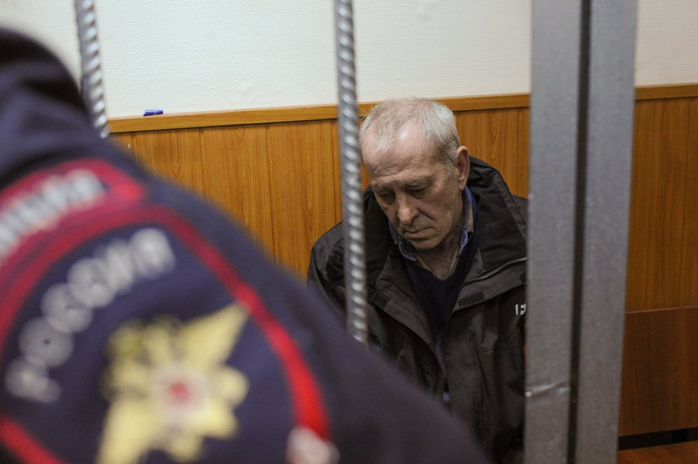 Ходатайство следствия об избрании меры пресечения в отношении Виктора Тихонова