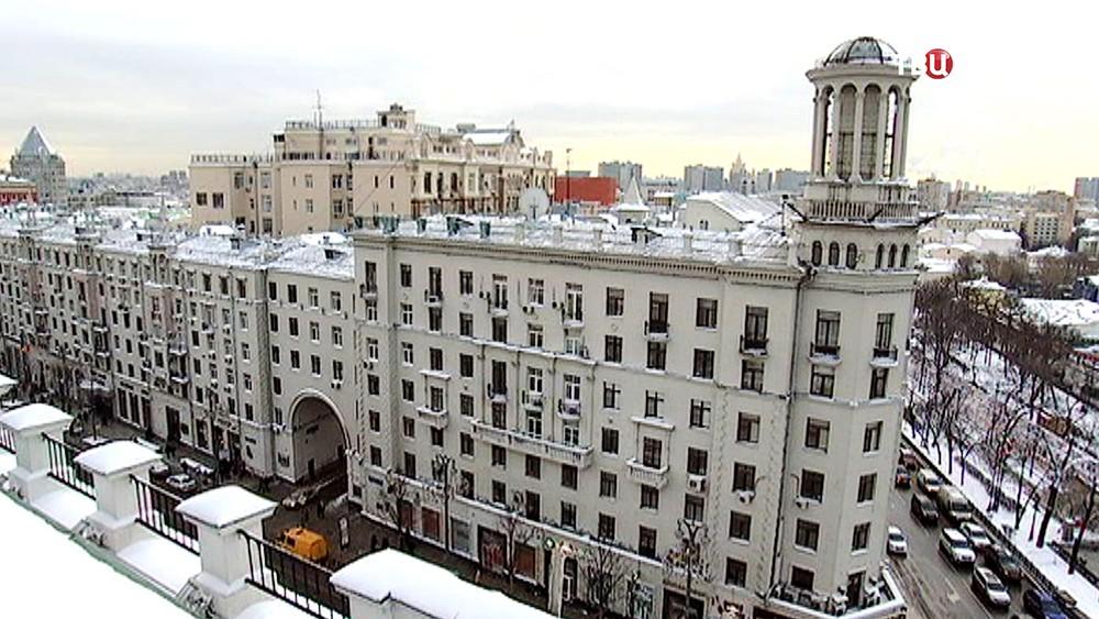 Дом на Тверской, 17