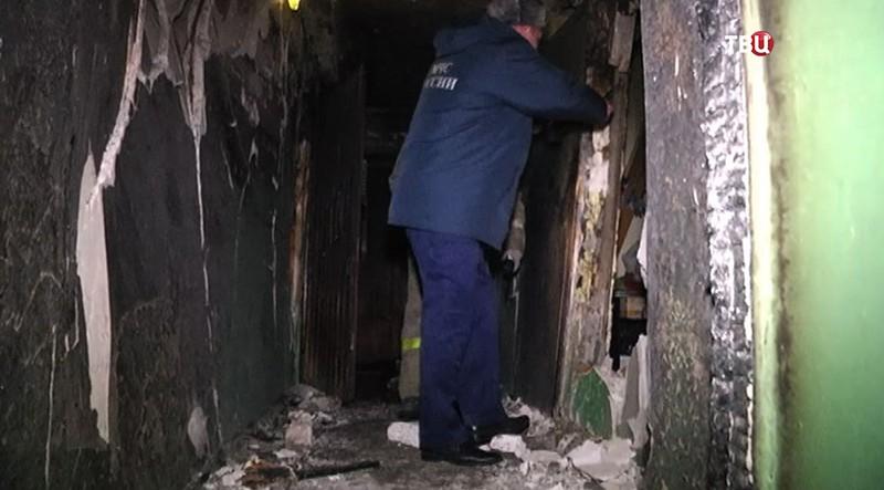 Взрыв дома в Екатеринбурге
