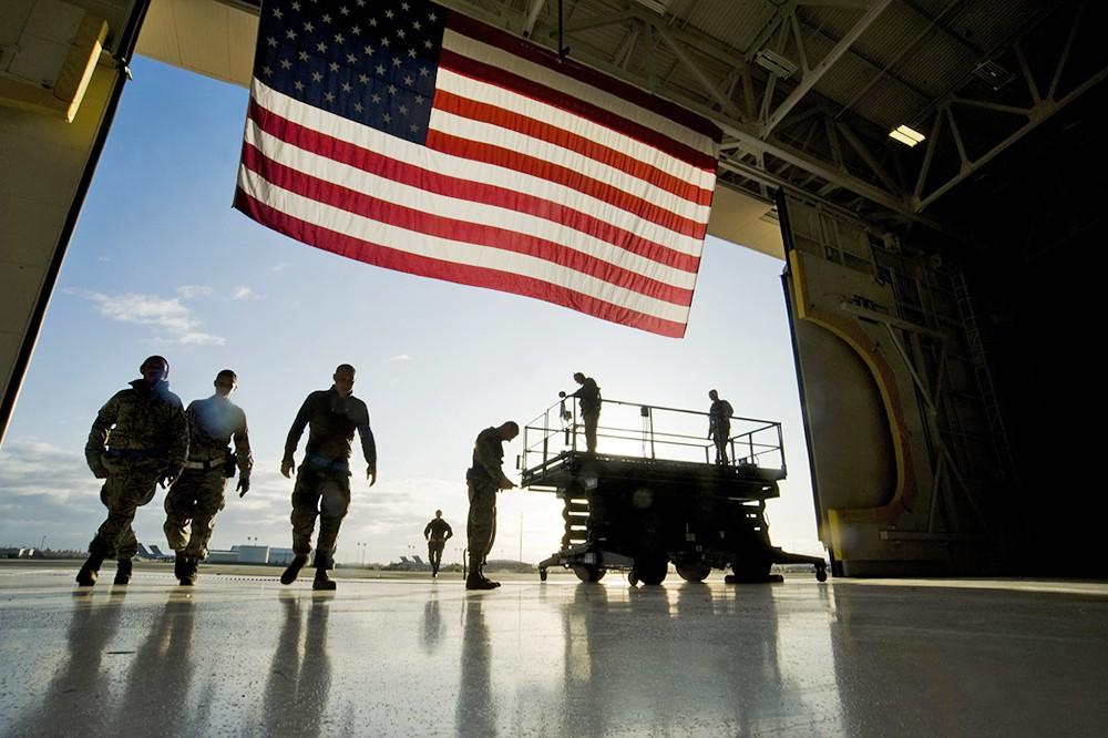 База ВВС США