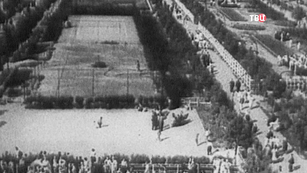 Парк Горького 1930-х годов
