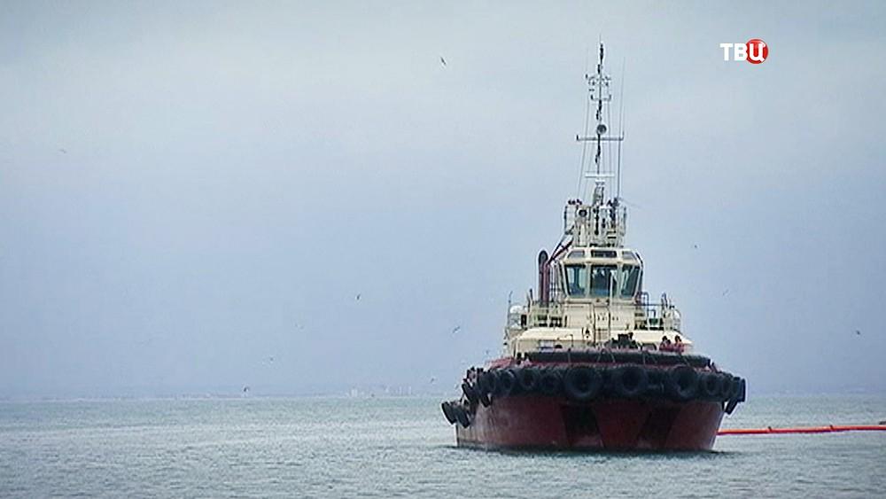 Буксир Черноморского флота