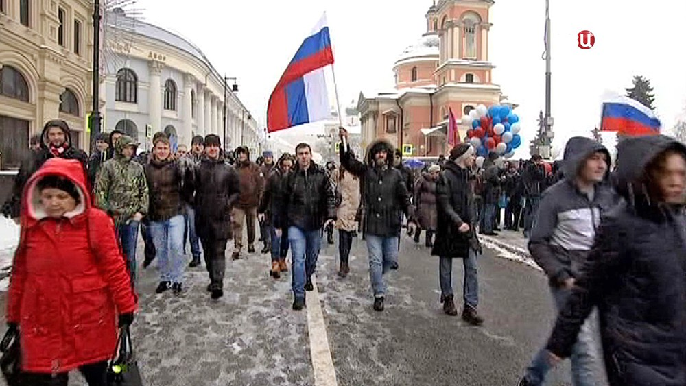 Турчак поблагодарил всех участников акции «Россия вмоём сердце!»