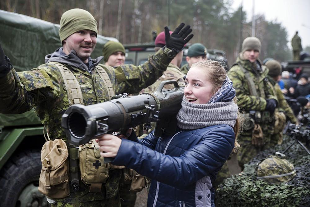 Передача Украине летального оружия